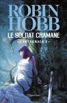 """Couverture du livre : """"Le soldat chamane"""""""