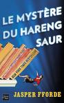 """Couverture du livre : """"Le mystère du hareng saur"""""""