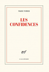 """Couverture du livre : """"Les confidences"""""""
