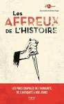 """Couverture du livre : """"Les affreux de l'histoire"""""""