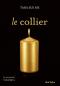 """Couverture du livre : """"Le collier"""""""