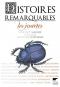 """Couverture du livre : """"Histoires remarquables"""""""