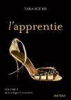 """Couverture du livre : """"L'apprentie"""""""