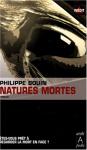 """Couverture du livre : """"Natures mortes"""""""