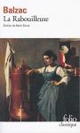"""Couverture du livre : """"La rabouilleuse"""""""