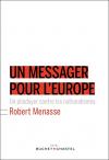 """Couverture du livre : """"Messager pour l'Europe"""""""