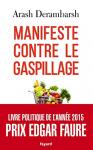 """Couverture du livre : """"Manifeste contre le gaspillage"""""""