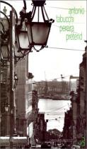 """Couverture du livre : """"Pereira prétend"""""""