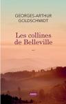"""Couverture du livre : """"Les collines de Belleville"""""""