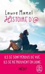 """Couverture du livre : """"Histoire d'@"""""""