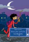 """Couverture du livre : """"Rue des petits singes"""""""