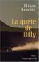 """Couverture du livre : """"La quête de Billy"""""""