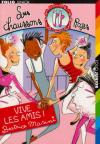 """Couverture du livre : """"Vive les amis !"""""""