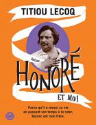 """Couverture du livre : """"Honoré et moi"""""""