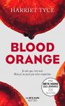 """Couverture du livre : """"Blood orange"""""""