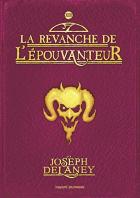 """Couverture du livre : """"La revanche de l'épouvanteur"""""""