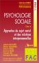 """Couverture du livre : """"Psychologie sociale, 2"""""""