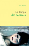 """Couverture du livre : """"Le temps des bohèmes"""""""