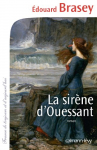 """Couverture du livre : """"La sirène d'Ouessant"""""""