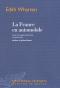"""Couverture du livre : """"La France en automobile"""""""