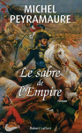 """Couverture du livre : """"Le sabre de l'Empire"""""""