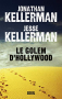 """Couverture du livre : """"Le golem d'Hollywood"""""""