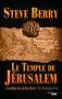 """Couverture du livre : """"Le temple de Jérusalem"""""""
