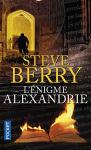 """Couverture du livre : """"L'énigme Alexandrie"""""""