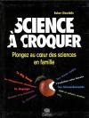 """Couverture du livre : """"Science à croquer"""""""