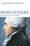 """Couverture du livre : """"Robespierre"""""""