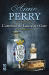"""Couverture du livre : """"L'attentat de Lancaster Gate"""""""