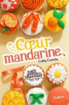 """Couverture du livre : """"Coeur mandarine"""""""