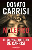 """Couverture du livre : """"Malefico"""""""