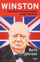 """Couverture du livre : """"Winston"""""""