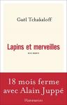 """Couverture du livre : """"Lapins et merveilles"""""""