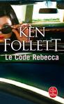 """Couverture du livre : """"Le Code Rebecca"""""""