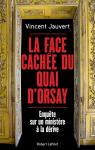 """Couverture du livre : """"La face cachée du Quai d'Orsay"""""""