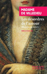 """Couverture du livre : """"Les désordres de l'amour"""""""