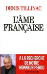 """Couverture du livre : """"L'âme française"""""""
