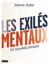"""Couverture du livre : """"Les exilés mentaux"""""""