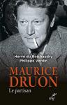 """Couverture du livre : """"Maurice Druon"""""""