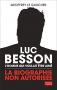 """Couverture du livre : """"Luc Besson"""""""