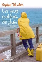 """Couverture du livre : """"Les yeux couleur de pluie"""""""