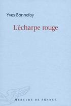 """Couverture du livre : """"L'écharpe rouge"""""""