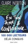 """Couverture du livre : """"En ton âme et conscience"""""""