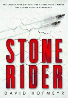 """Couverture du livre : """"Stone rider"""""""