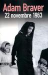 """Couverture du livre : """"22 novembre 1963"""""""