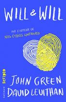 """Couverture du livre : """"Will et Will"""""""