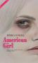 """Couverture du livre : """"American girl"""""""