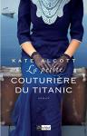 """Couverture du livre : """"La petite couturière du Titanic"""""""